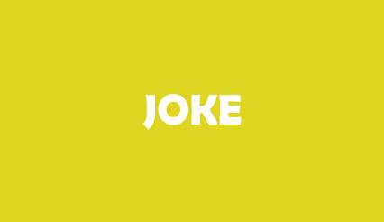 幽默笑话大全