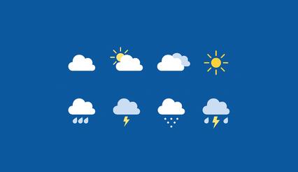 全国天气预报信息