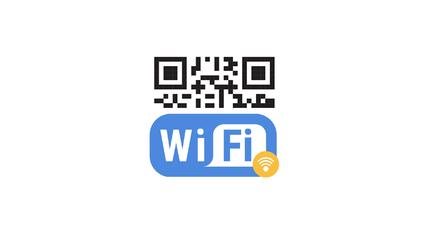 Wi-Fi 无线网二维码生成